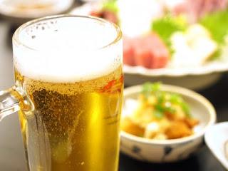 居酒屋 ビール 酒 ちょい飲み
