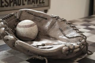 野球 ミット ボール