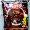【お菓子】ハッピーターン 大人のショコラ味 を食べてみた