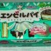 【お菓子】ミニエンゼルパイ<初音ミクのメロン味>を食べてみた