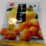 【お菓子】岩塚の鬼ひび 塩レモン を食べてみた
